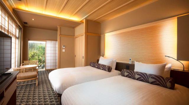 坂のホテル京都の画像・写真