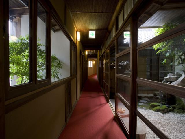 奥津温泉 名泉鍵湯 奥津荘の画像・写真