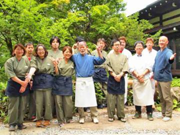 山里のいおり 草円の画像・写真